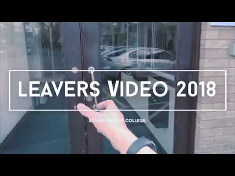 Class of 2018 SVC Leaver's Video