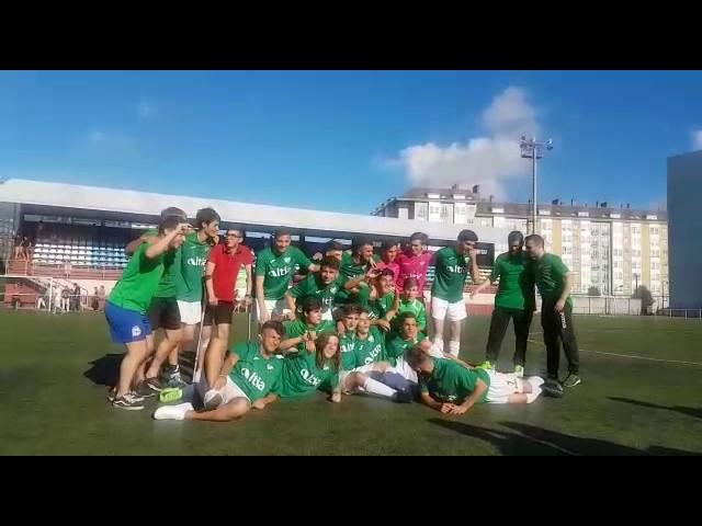 El Ural B consigue el ascenso a la Liga Gallega