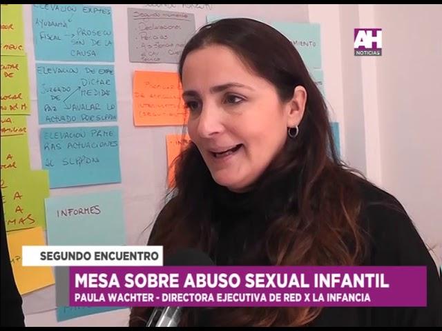 ORMAECHEA   MORALES   WACHTER   SEGUNDA MESA SOBRE ABUSO SEXUAL INFANTIL