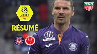 Toulouse FC - Stade de Reims ( 1-1 ) - Résumé - (TFC - REIMS) / 2018-19