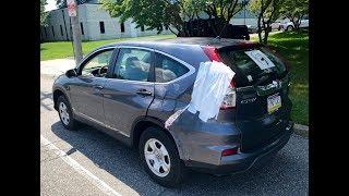Автомобили из Америки  под восстановление. 2016 Honda CRV.