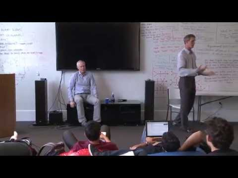 How to get a Startup by with Nothing in the Bank | Intuit Founders Scott Cook & Tom Proulx