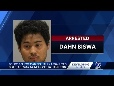 Police: Man sexually assaulted two young girls