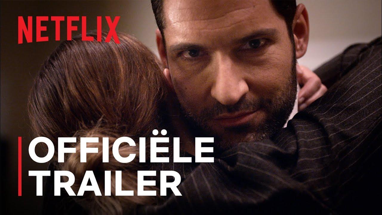 Lucifer: Seizoen 5   Officiële trailer   Netflix