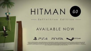 Hitman GO: Definitive Edition Launch Trailer