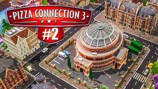 PIZZA CONNECTION 3 #2: Ein neues Restaurant! | Pizzeria Simulator deutsch