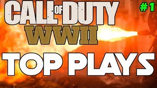 Call of Duty: WW2 - TOP PLAYS of the WEEK (Episode 1)