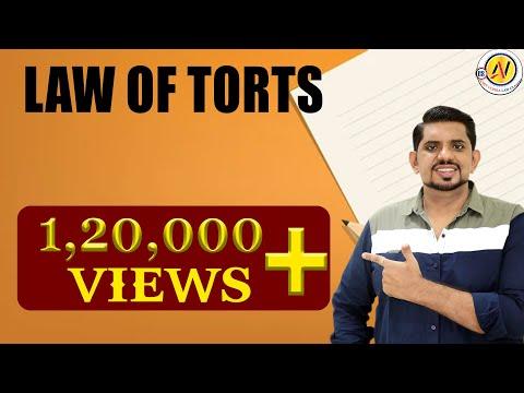 Law of Torts(CS Exec - ILGL)