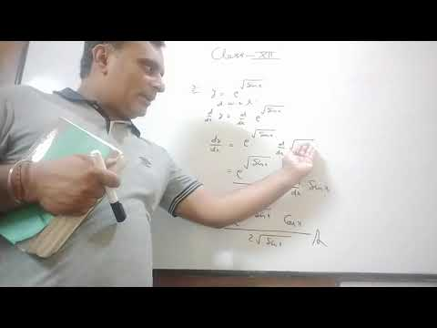 3 Differentiation Of Class XII By Ravi Taneja Of Ex 10B.1