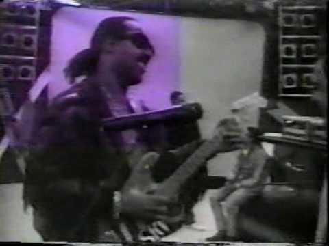 Stevie Wonder Playing Stevie Ray Vaughan's Guitar