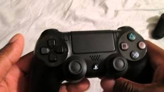 Playstation 4: Dualshock 4 Controller Review