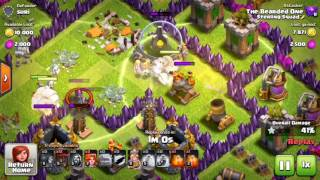 TH8 War Strategies for Clash of Clans June 2016 - GoHo, GoVaHo, and GoVaLo