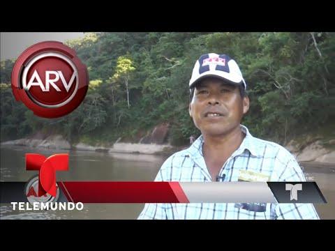 Crece el misterio por la víbora gigante de un lago | Al Rojo Vivo | Telemundo