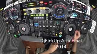DjPickUp (Before go to Philippines) Pioneer Digital Dj Battle 2014 @FunLand BKK