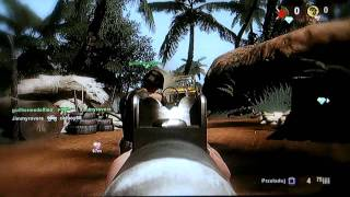 Multiplayer z FarCry2 - PS3 Gameplay by maxim
