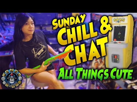 All Things Cute.... Even Arcade1Up Jr Babycades? (Sunday Chill & Chat w/ Mr. & Mrs. Kongs-R-Us) from Kongs-R-Us