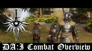 Dragon Age Inquisition - Combat Gameplay Overview