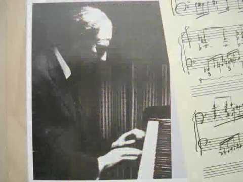 Frank Martin plays Piano Preludes 5-7