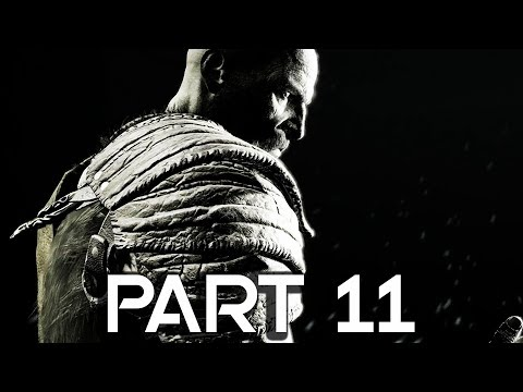 God of War 4 Walkthrough Part 11 - The Light - GOD OF WAR GAMEPLAY!! (PS4 PRO 60FPS)