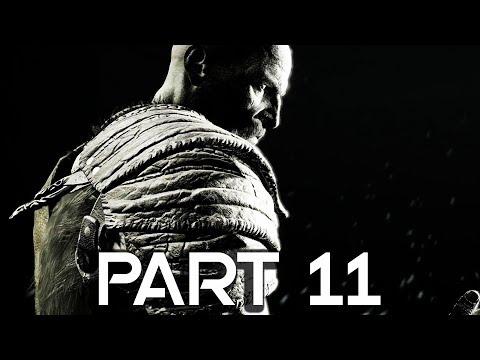 God of War 4 Walkthrough Part 11 - The Light - GOD OF WAR GAMEPLAY!! (PS4 PRO 60FPS) - 동영상