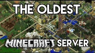 The Oldest Server In Minecraft (MinecraftOnline)