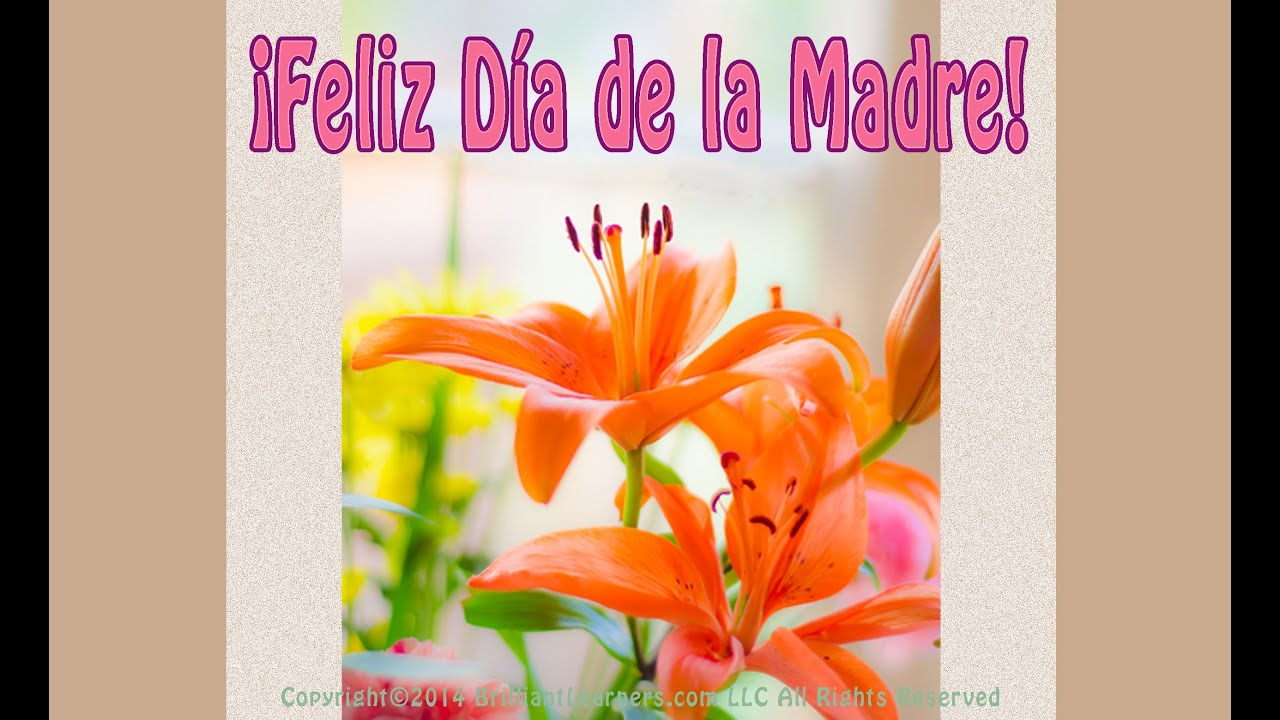 Mothers day 3 ways to say mom in spanish youtube mothers day 3 ways to say mom in spanish izmirmasajfo