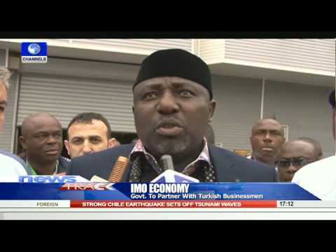 Imo State To Create 12, 000 Jobs In 2 Years Through Agriculture 17/09/15