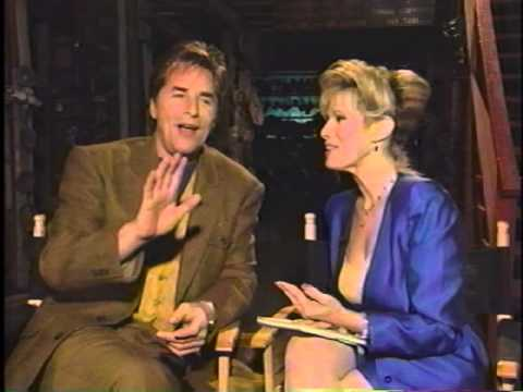 Rhonda interviews Don Johnson