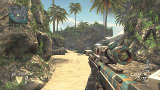 BO2: Bolt Action Snipers Nerfed/Patched - DSR = Piece of Sh*t