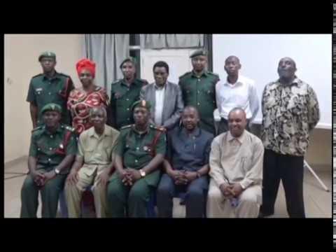 Mzee Kasori na Uzalendo katika Tanzania ya Viwanda -Nyumbu Kibaha feb 2018