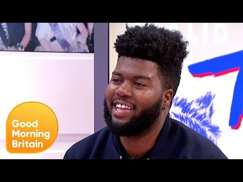 Khalid Teases Collaboration With K-Pop Band BTS | Good Morning Britain