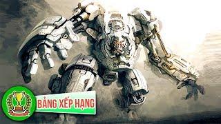 Top 5 Robot Khổng Lồ Nhất Thế Giới Khiến Bạn Phải Sửng Sốt | Bảng Xếp Hạng