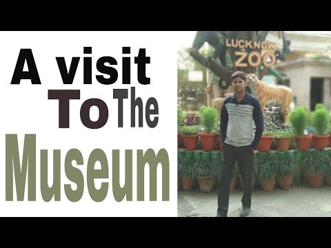 Lucknow Zoo Museum ( A Small View)