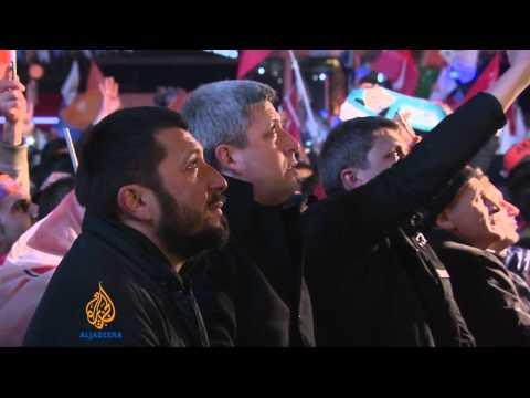 Erdogan: Poll win a blow to immoral politics