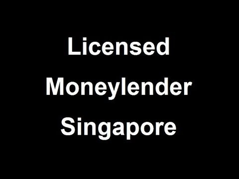 Image result for Moneylender Singapore