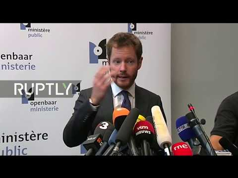 LIVE: Belgium Prosecutor's office holds press conference on Puigdemont