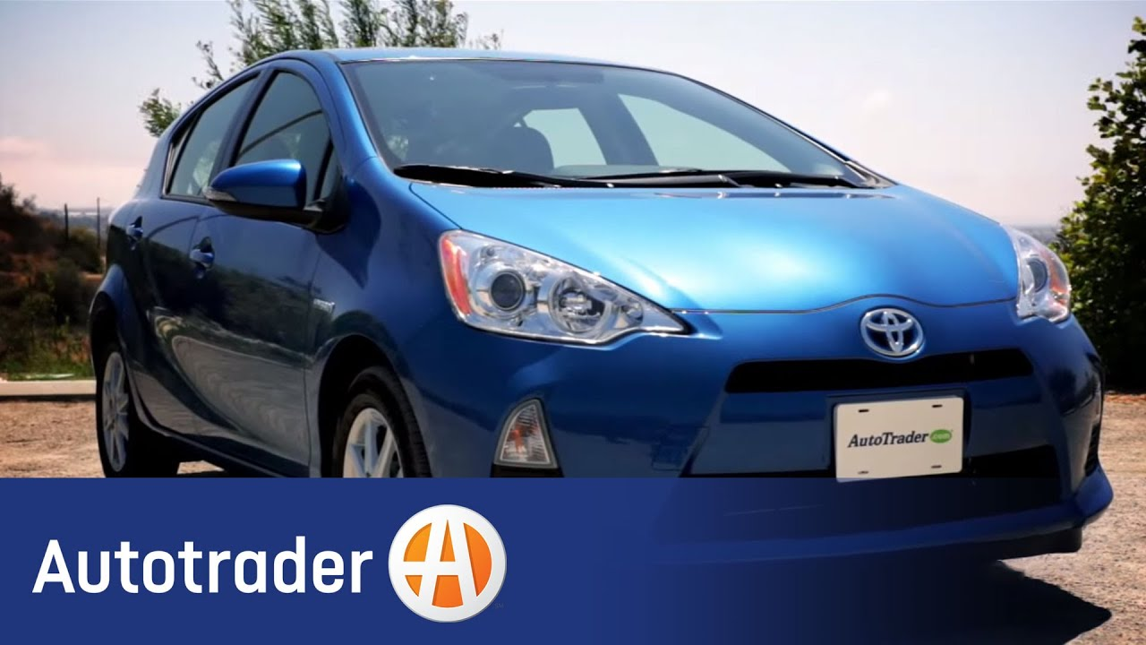 2017 Toyota Prius C Hybrid New Car Review Autotrader