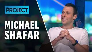 Comedian, Writer Michael Shafar on The SHTICK S64-10 Seg.1