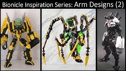 Bionicle Inspiration Series Ep 71 Arm Designs (3)