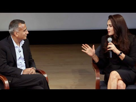 Bollywood Fireside Chat with Preity Zinta