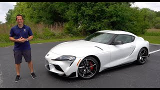 Does the 2021 Toyota Supra 3.0 really have EXTRA horsepower you can feel?