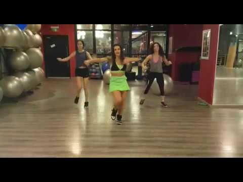 Deorro Feat. Elvis Crespo – Bailar  Zumba Routine By Tal Naim