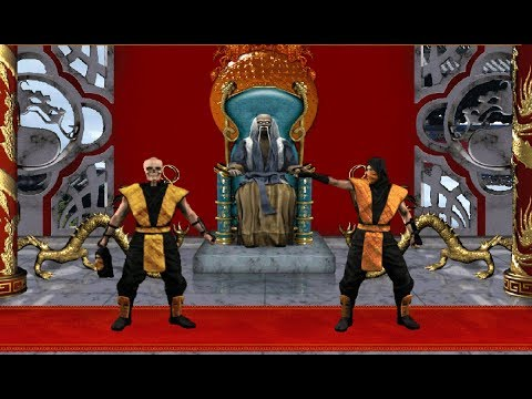 Mortal Kombat 1 (HD Remake) 2019 - Download Link