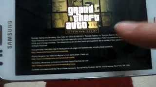 How to download and install GTA 3 on android phone[GERMAN]