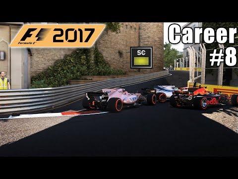 F1 2017 Dutch Career Mode Deel 8: DE SAFETY CAR VERANDERT ALLES!
