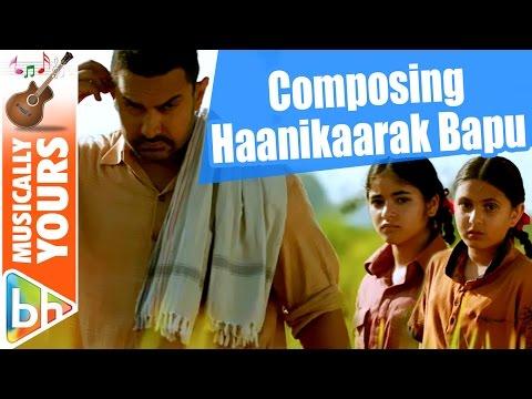 Amitabh Bhattacharya's EXCLUSIVE On Composing Haanikaarak Bapu For Dangal