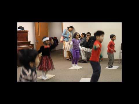 Niharika- Northern lights montessori School -Dance program-2010