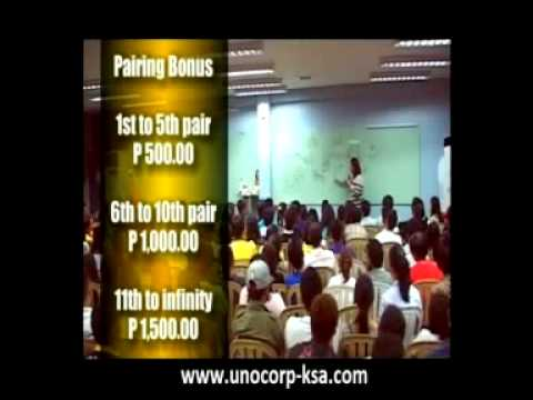 Unlimited Network of Opportunities Sales Orientation