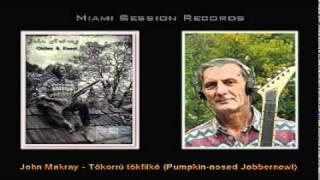 John Makray - Tökorrú tökfilkó (Pumpkin-nosed Jobbernowl)