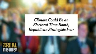 Climate Change Is a Key Issue for a Growing Number of Young Republicans
